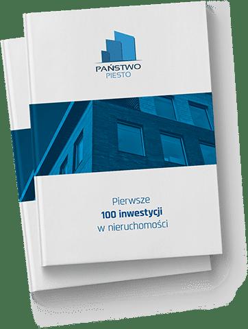 Książka Pierwsze 100 inwestycji wnieruchomości